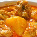 Resep Ayam Santan Kentang Yang Nikmat